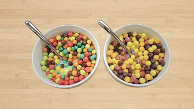 Your cereal is getting a (natural) facelift