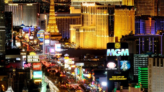 The sin that's not welcome in Sin City