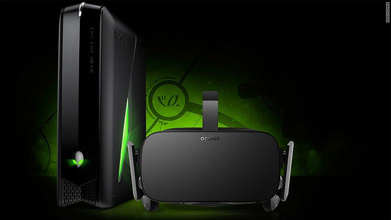 oculus alienware