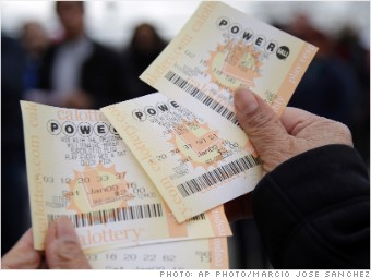 Could you guarantee yourself a Powerball jackpot?