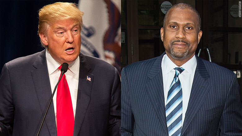 donald trump tavis smiley