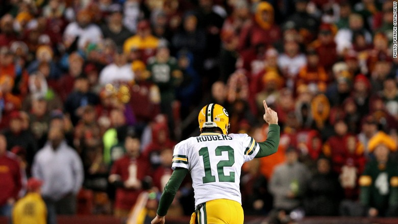 aaron rodgers wild card