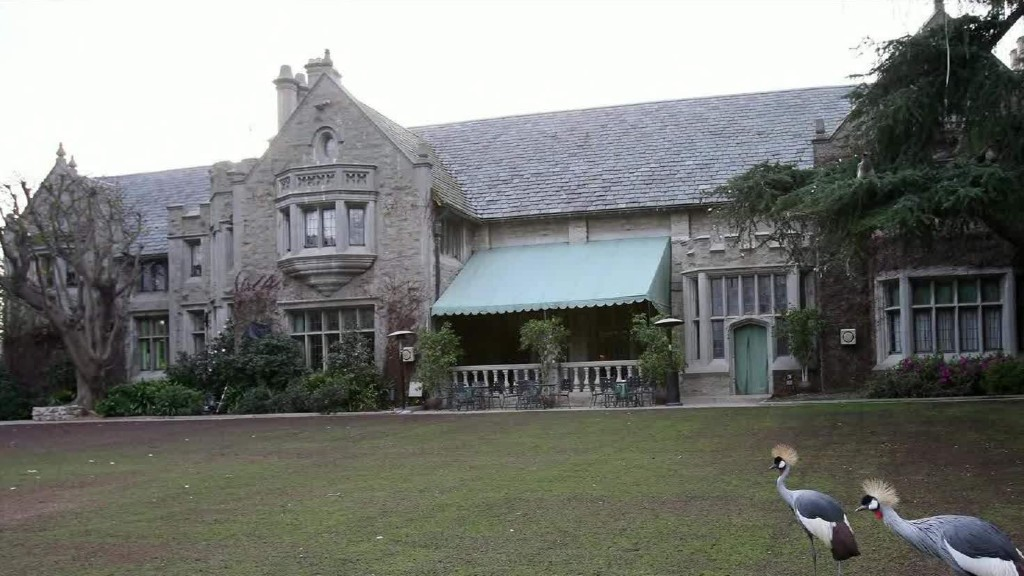 Playboy Mansion on the market for $200 million