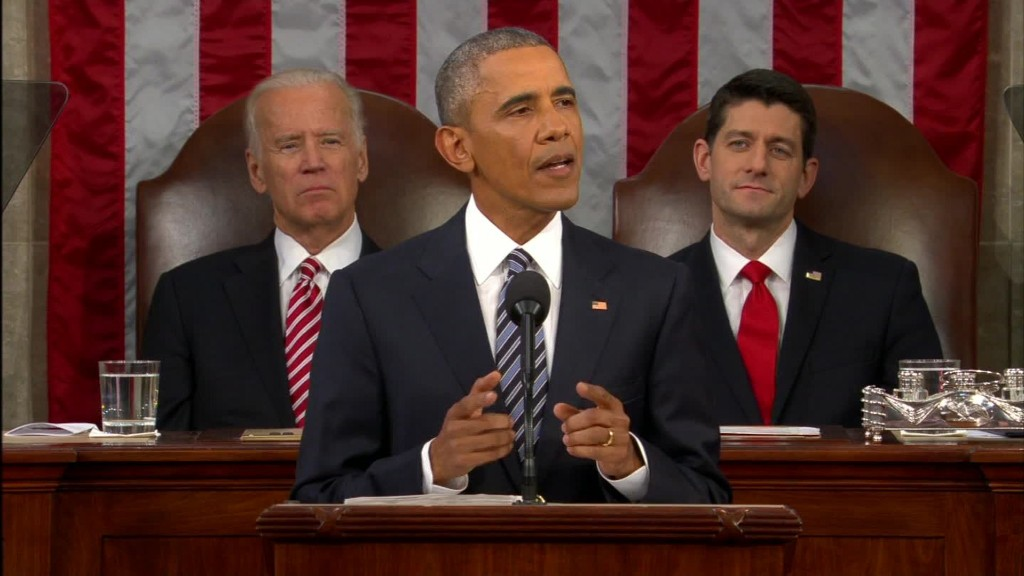 Obama's state of the economy in two minutes