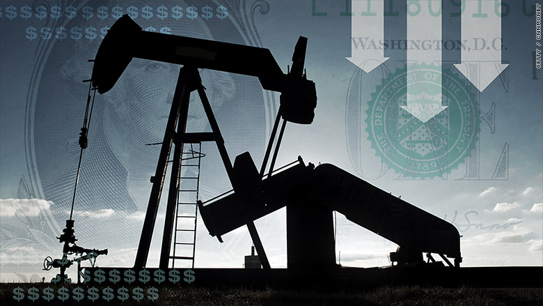 oil prices low