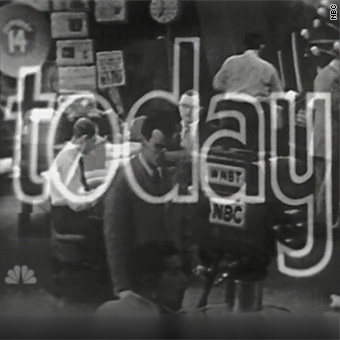 Image result for nbc today show debuted in 1952