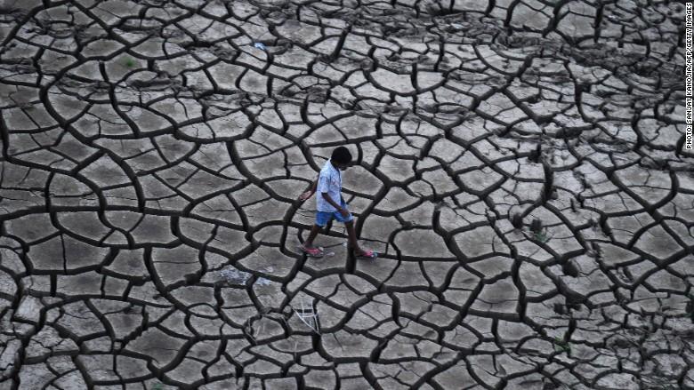 drought India