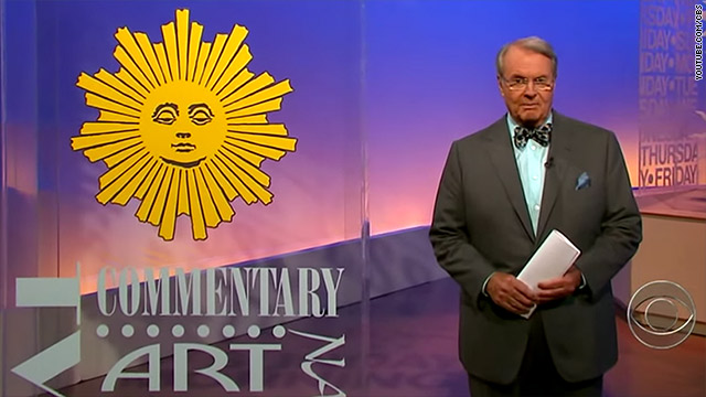 be5aed6f Charles Osgood retiring from 'CBS Sunday Morning'