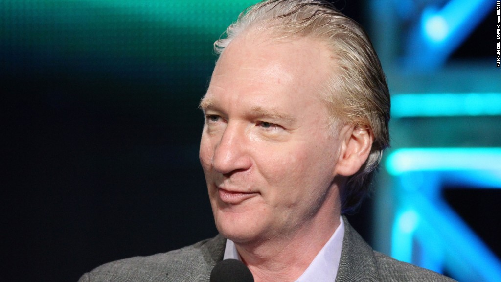 Bill Maher apologizes for racial slur