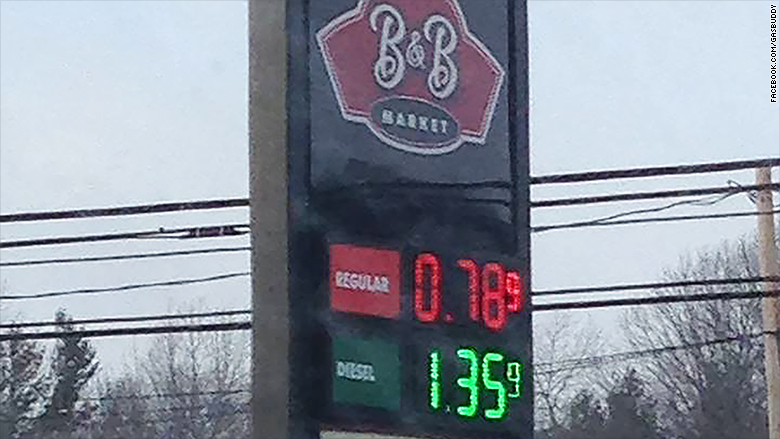 78 cents gas