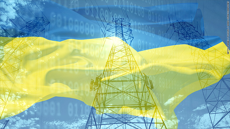 ukraine power grid hack