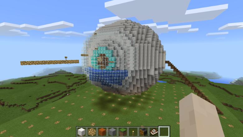 minecraft education eye