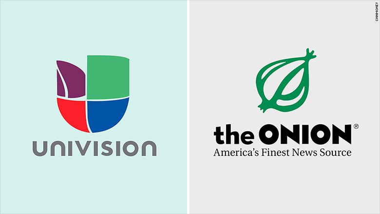 split univision the onion