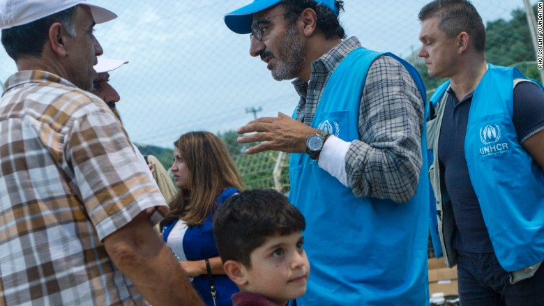 chobani ceo refugees