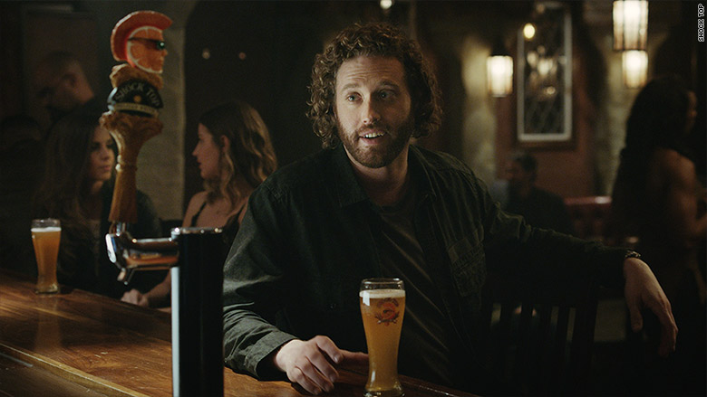 Anheuser busch king of the super bowl michelob ultra anheuser buschs light mozeypictures Gallery
