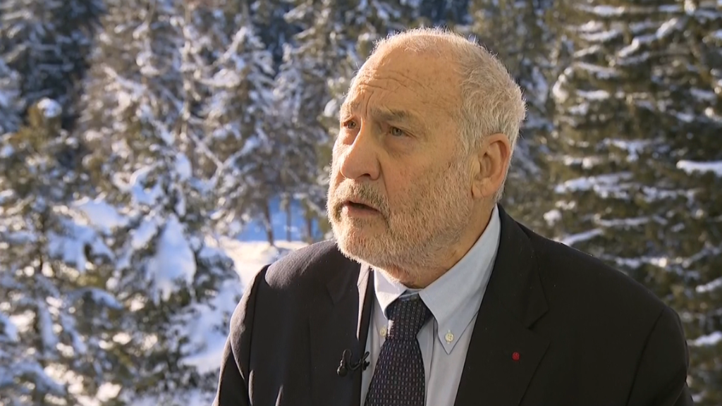 Joseph Stiglitz: Political climate is reflecting a discontent