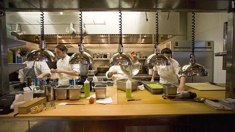 How A Chef Shortage Could Change Your Dining Experience