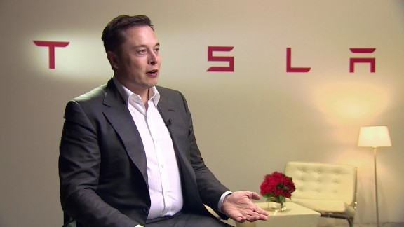 Electric cars will 'suffer' from cheap oil, Elon Musk says