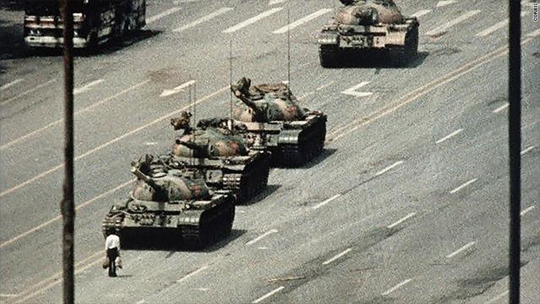 corbis Tiananmen square