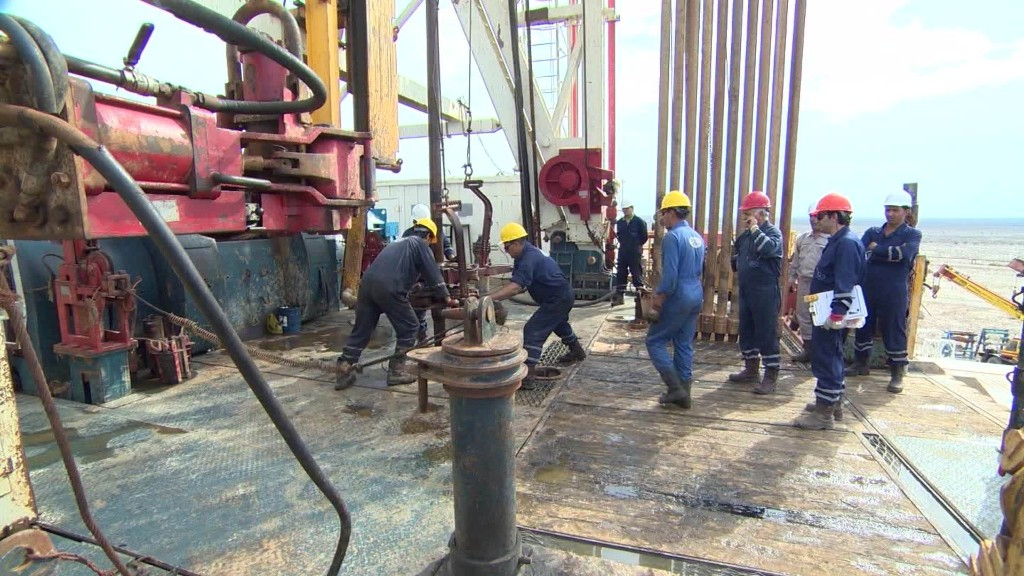 Oil prices raising concerns over Iran's oil future