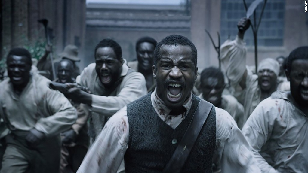 Review: 'Birth of a Nation' struggles to escape offscreen controversy