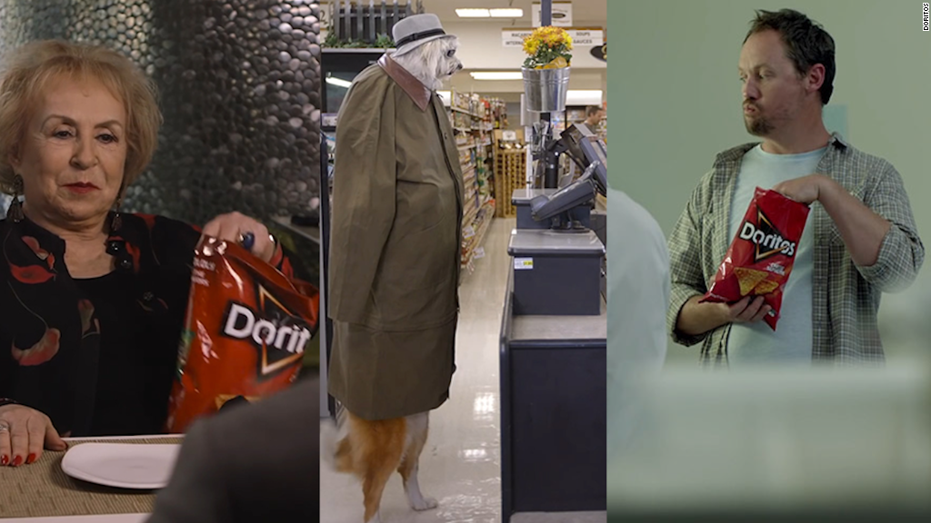 Watch the finalists for the Doritos Super Bowl ad contest