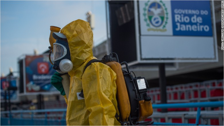 zika virus rio brazil