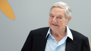 George Soros is worried about another financial crisis