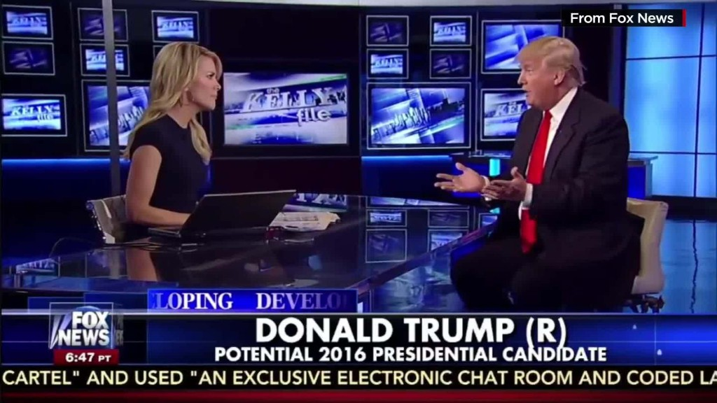 Trump feuds with Fox...again