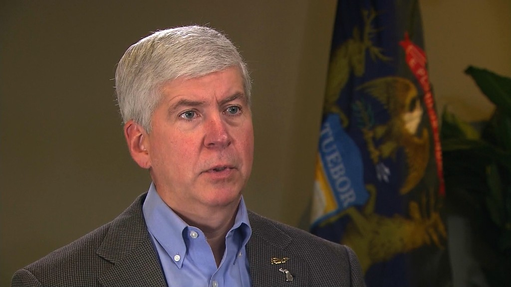 GOP governor: Keep this part of Obamacare