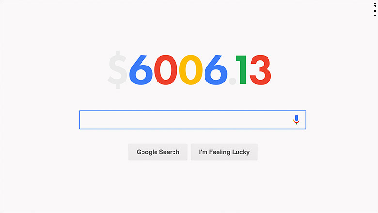 google homepage price