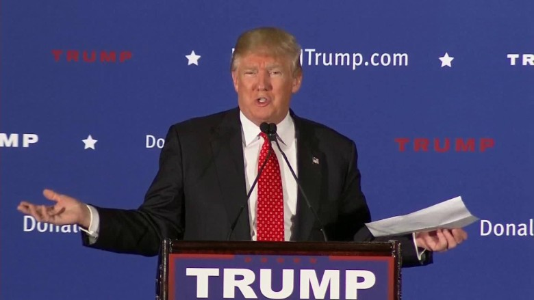 Donald Trump struggles to provide specifics on changes he'd make to libel laws