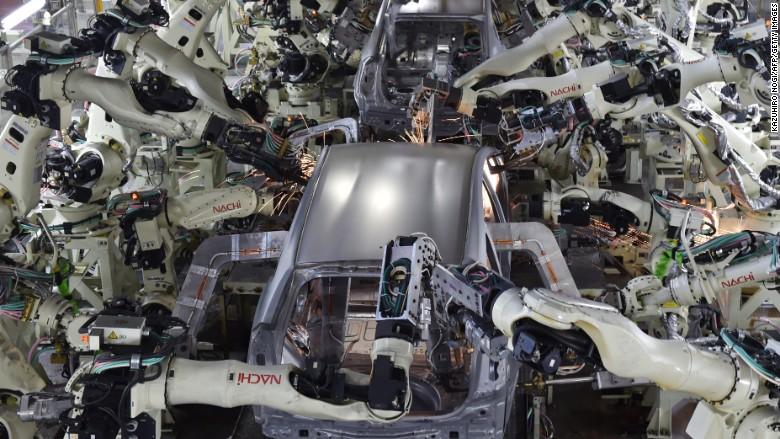Toyota assembly Japan