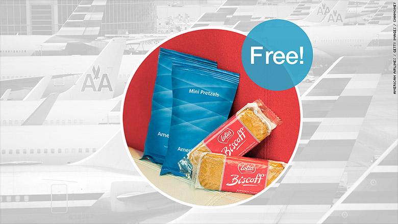 aa free snacks