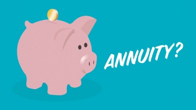 Should you put some of your retirement savings into an annuity?