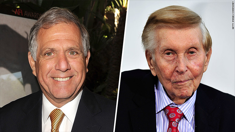 moonves redstone