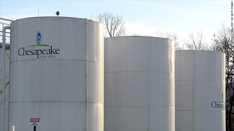 Fears Of A Cash Crunch At Chesapeake Energy Ease