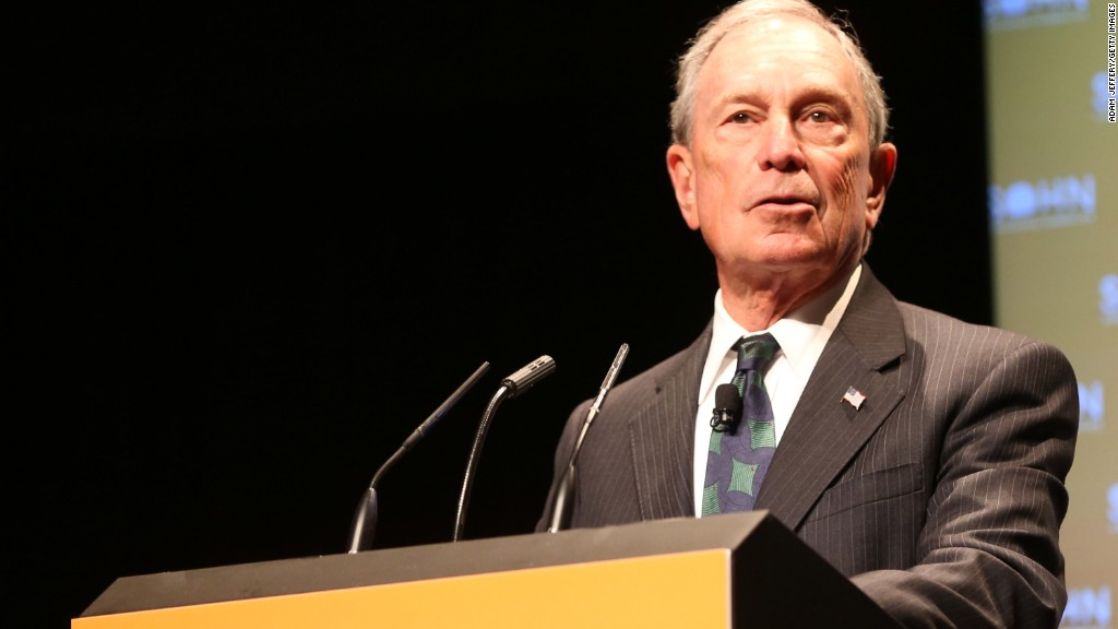 Bloomberg decides against 2016 presidential bid