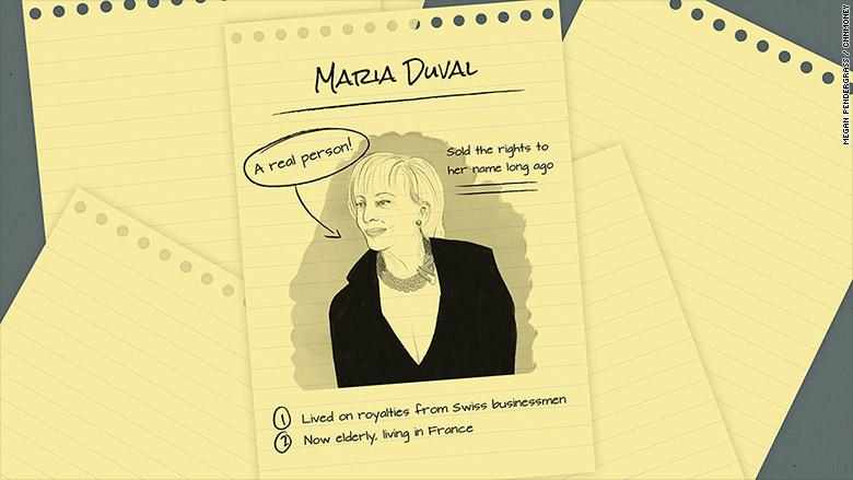 Maria Duval notebook 5 Duval