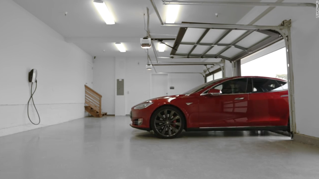 How to 'summon' a Tesla