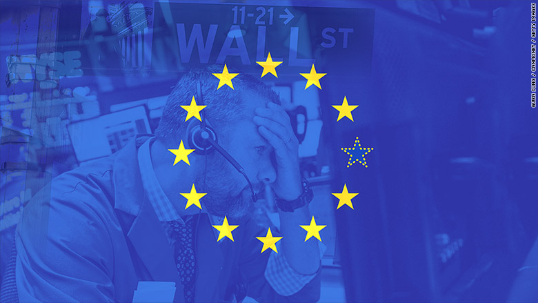 brexit wall street Custom GS