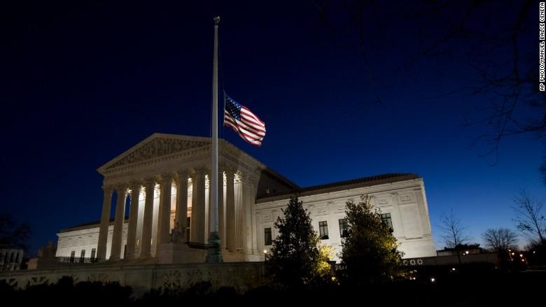supreme court antonin scalia
