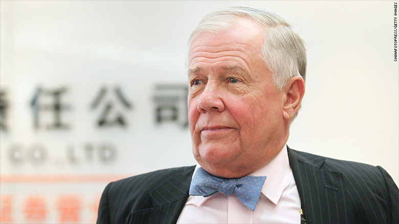 Jim rogers on cryptocurrencies