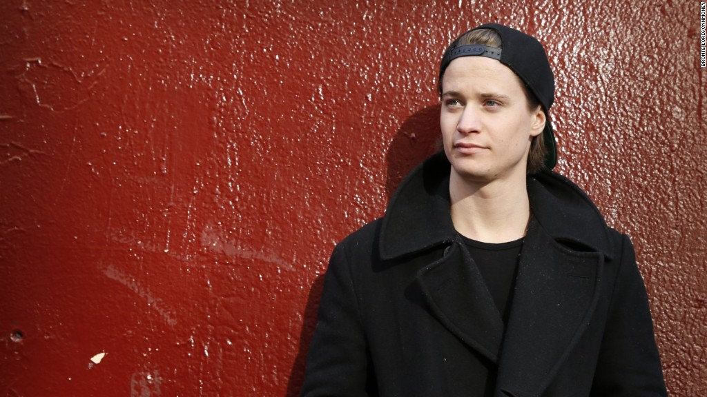 Spotify's fastest rising star is a 24 year-old Norwegian