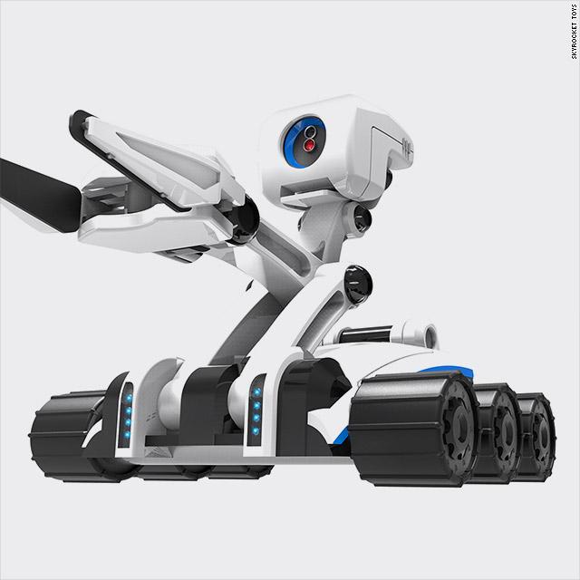 Drones, robots, DIY toys shine at Toy Fair