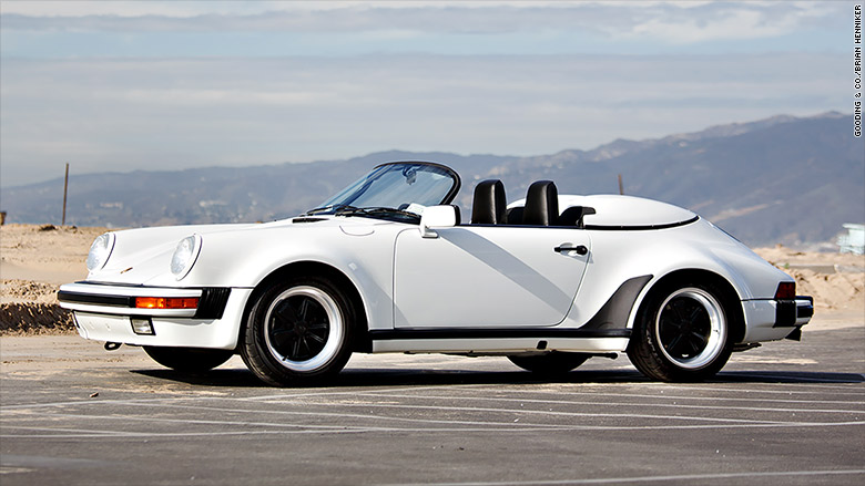 1989 Porsche 911 Carrera Speedster - Jerry Seinfeld took 16 ...