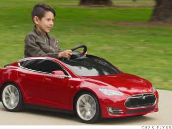 500 Tesla Model S For Kids Coming In May
