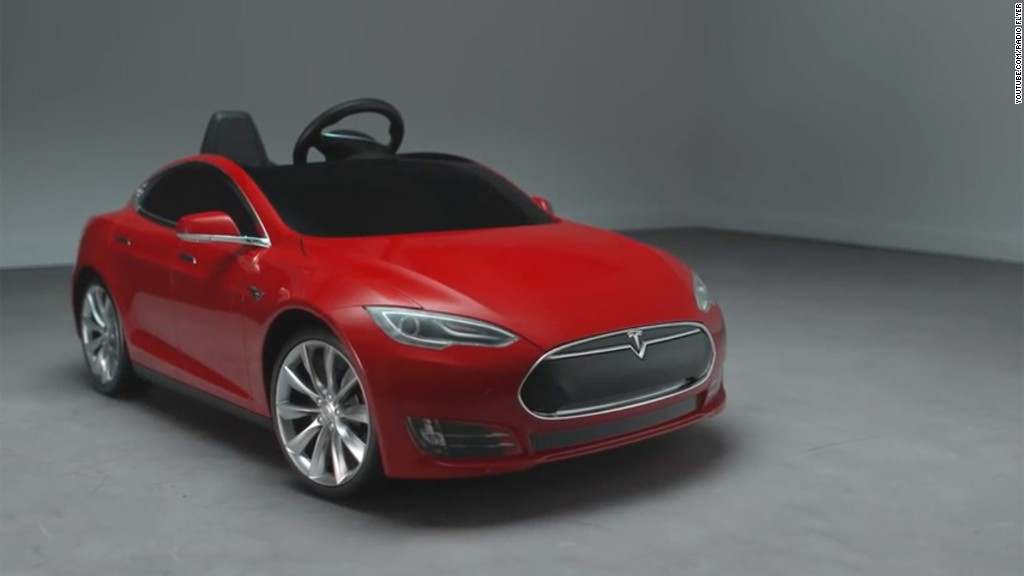 This Tesla will only cost you $500
