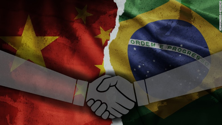 china-south america bust
