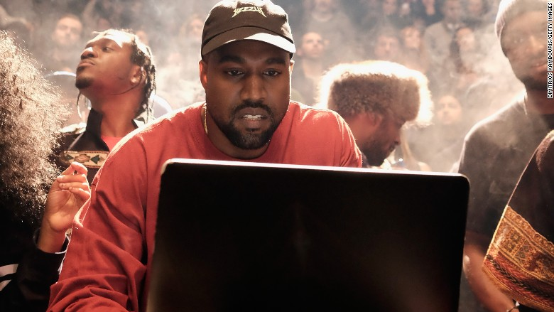 Never say never: Kanye West's 'The Life of Pablo' is now on Apple